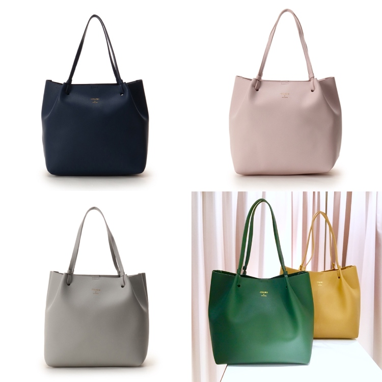 『COLORS&chouette』<EX COLORS by Jennifer sky New arrival A4 size Bag! Price 3800JPY  not heavy&reasonable We reccomend for Souvenir