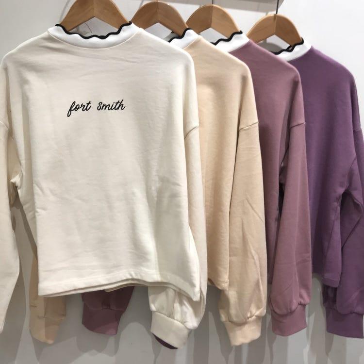 〈 4F WEGO 〉sweatshirt