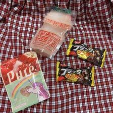 〈 4F WEGO 〉Yogurt gummy & Pure gummy & Chocolate