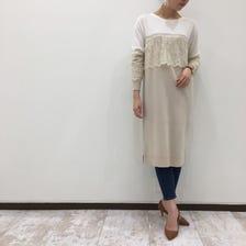 【5F YECCA VECCA】 Newly produced knit dress