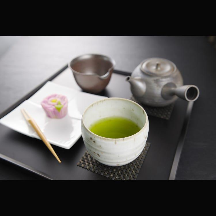 煎茶套餐 付日式茶點