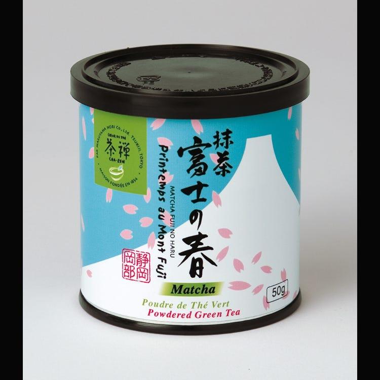 Fuji no Haru matcha green tea, 50 g