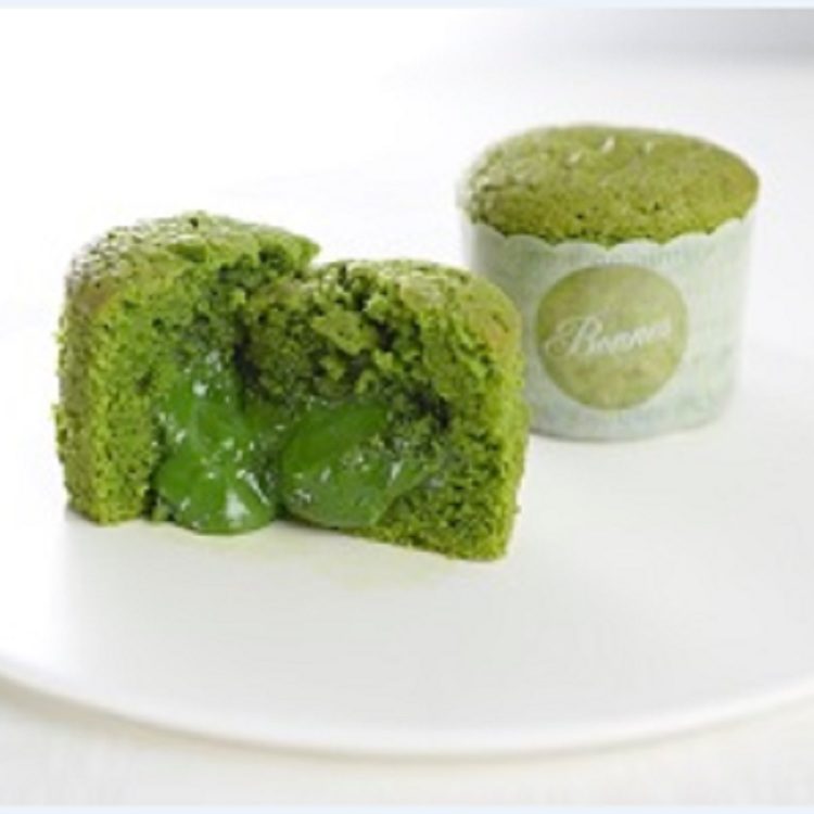 "Our ""Freshly Baked Matcha Muffin"" is an exquisite takeout menu which uses high quality matcha custard for your taste bud satisfaction.<br />