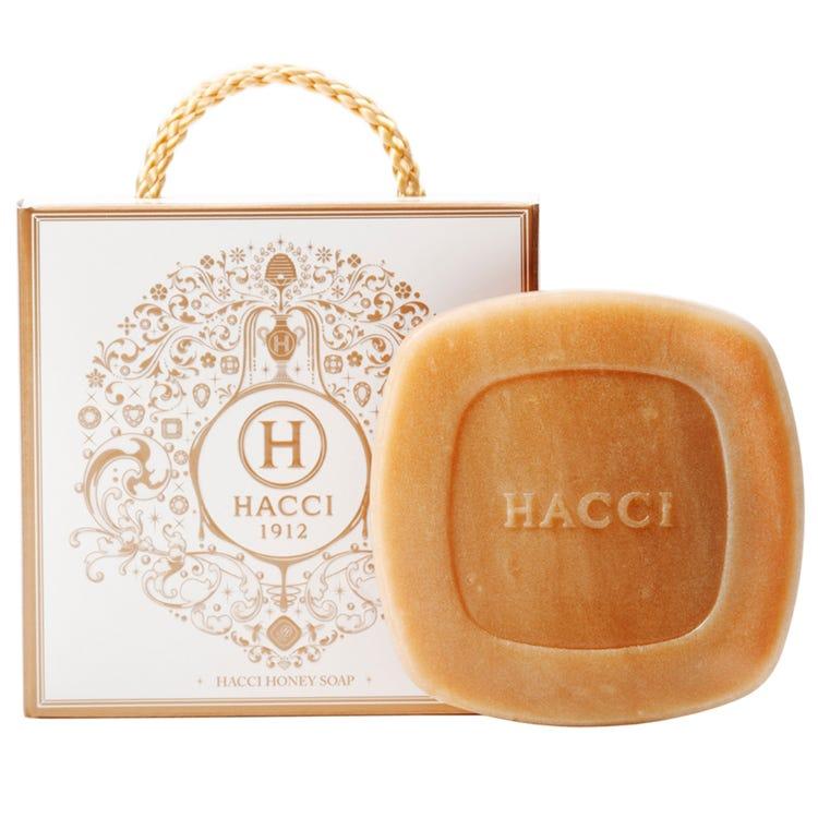 [HACCI 1912(ハッチ1912)]はちみつ洗顔石けん