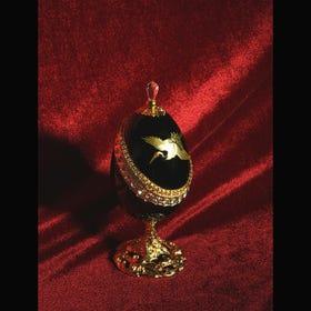 Egg Crystal Music Box