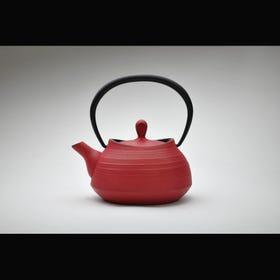 茶壶 刷毛目纹样 Hakeme 0.6L