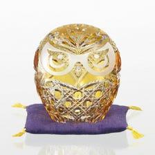 EDO KIRIKO Owl Q338-2839-CUM