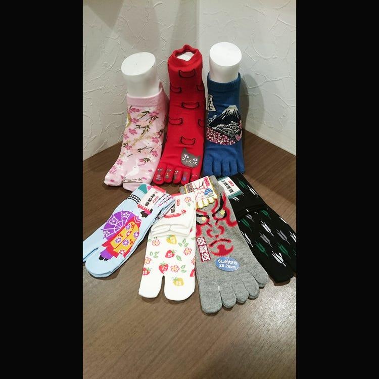 COPO/5F [五指襪、足袋襪]