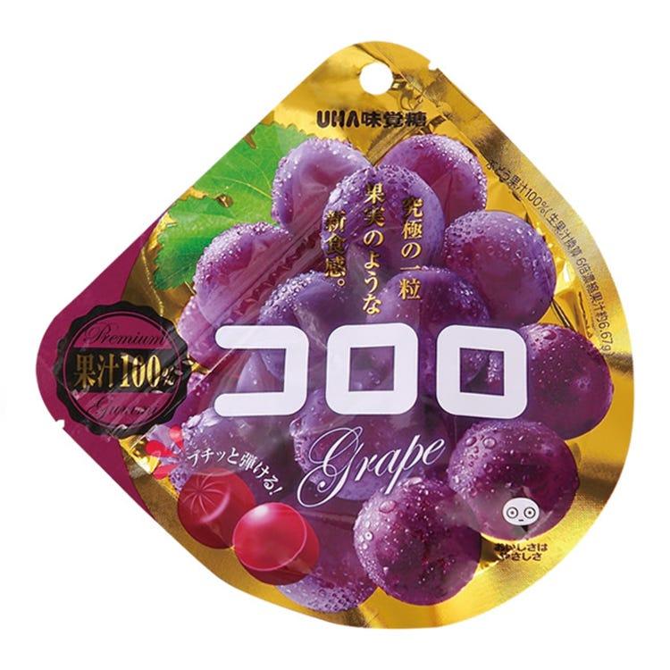 味覺糖 KORORO葡萄口味 40g