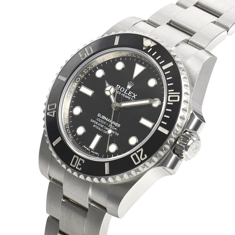 ROLEX Submariner 114060 (Price may vary)