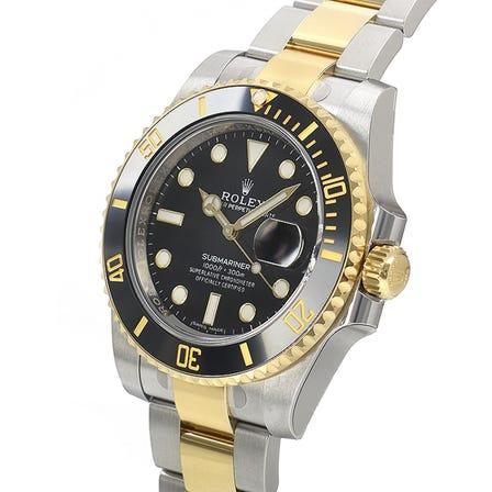 ROLEX Submariner Date 116613LN (Price may vary)