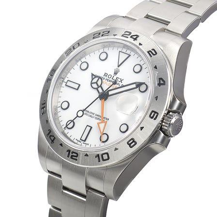 ロレックス エクスプローラーII 216570(価格は掲載当時)