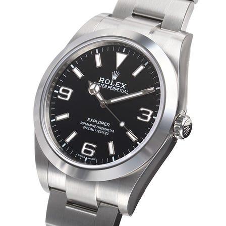 ROLEX Explorer 214270 (Price may vary)