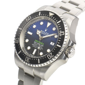 ROLEX Sea-Dweller Deep Sea D Blue 126660 (Price may vary)