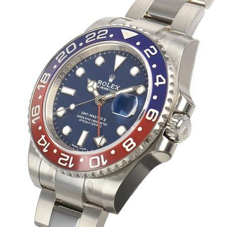 ROLEX GMT Master II 116719 BLO (Price may vary)