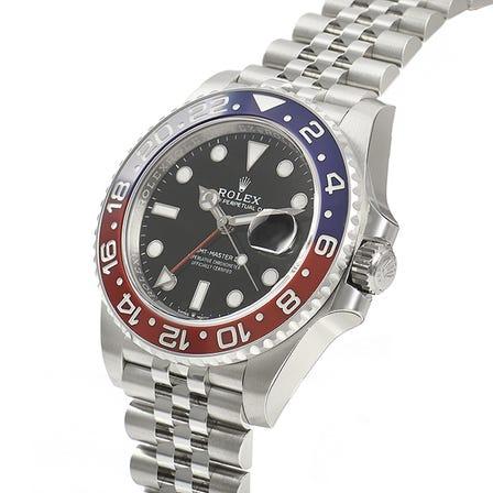 ROLEX GMT Master II 126710 BLRO (Price may vary)