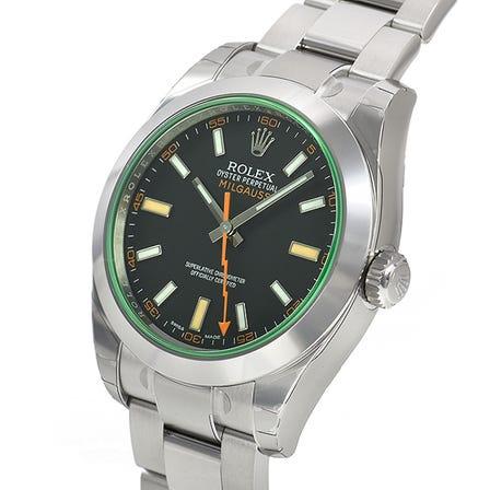 ROLEX Milgauss 116400GV (Price may vary)