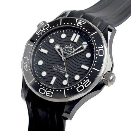 MEGA Seamaster Diver 300 Co-Axial Master Chronometer 210.92.44.20.01.001 (Price may vary)