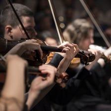 [コンサート]クラシックからポップス、ジャズまで幅広いジャンルをご用意しています。