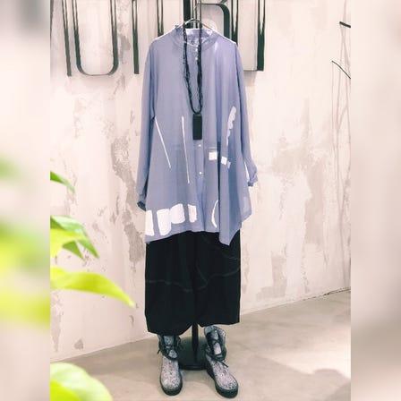 MOYURU  2021 Summer Collection  shirt    ¥23000