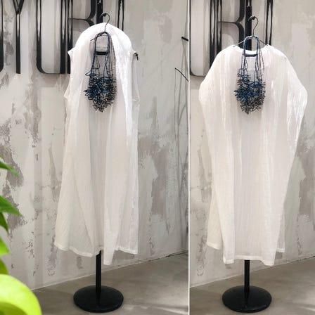 MOYURU  2021 Summer Collection   2way Design Dress ¥32000
