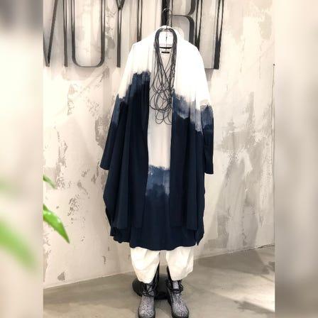 MOYURU  2021 Summer Collection  ART PRINT JACKET ¥26000