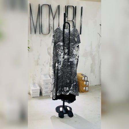 MOYURU  2021 Summer Collection  Art Print Dress ¥20000