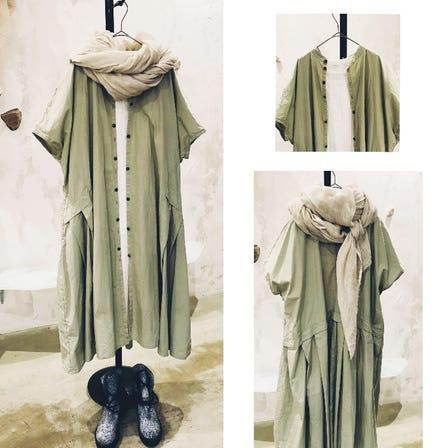 2021 Summer Collection  ART DESIGN DRESS ¥23000