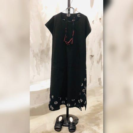 MOYURU  2021 Summer Collection  ART DESIGN DRESS ¥36000