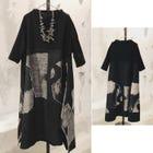 2021 AUTUMN & WINTER COLLECTION   ART DESIGN DRESS ¥54000