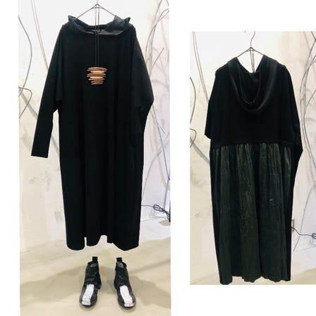 2021 AUTUMN & WINTER COLLECTION   ART DESIGN DRESS ¥32000