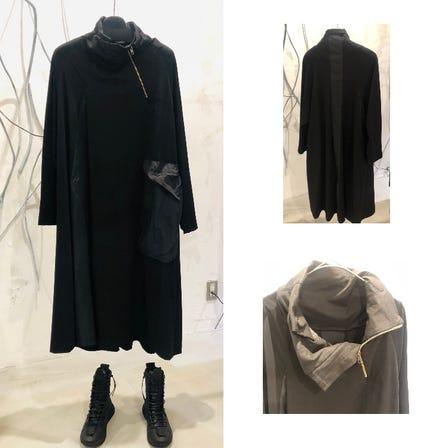 2021 AUTUMN & WINTER COLLECTION   ART DESIGN DRESS ¥36000