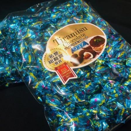 提拉米蘇巧克力 400g
