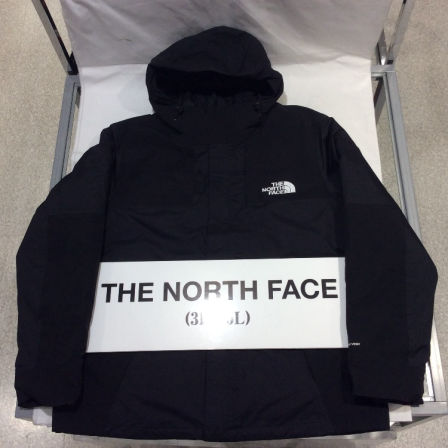 BIG SIZE【THE NORTH FACE】DOWNJACKET