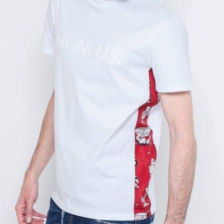 MONCLER 반소매 T 셔츠