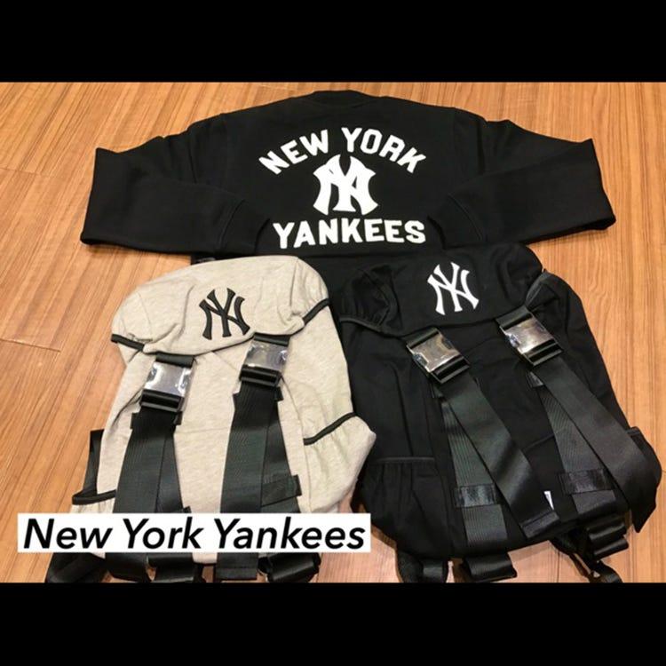 New York Yankees bags