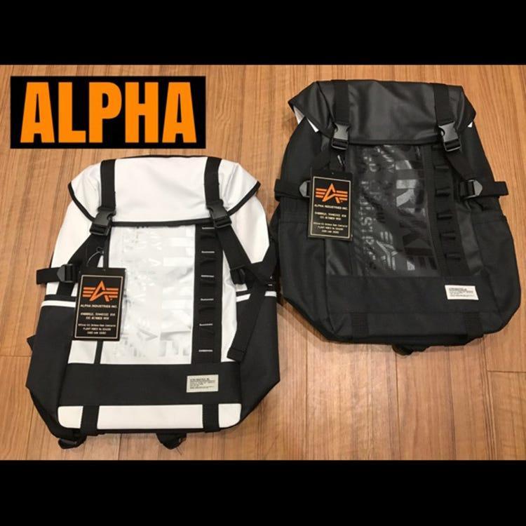 ALPHA 背包