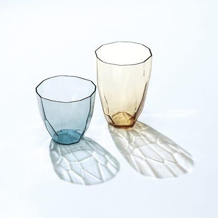 蛾肠玻璃杯(Ginette)
