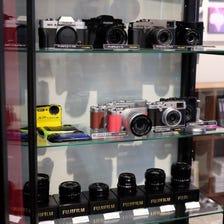 FUJIFILMデジタルカメラ「X」シリーズ