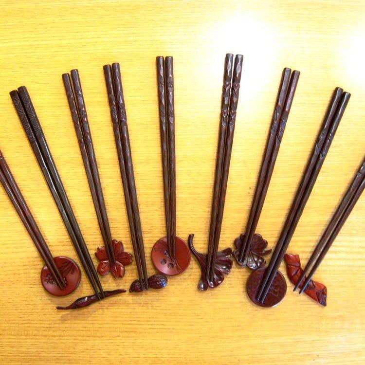 鎌倉彫 箸