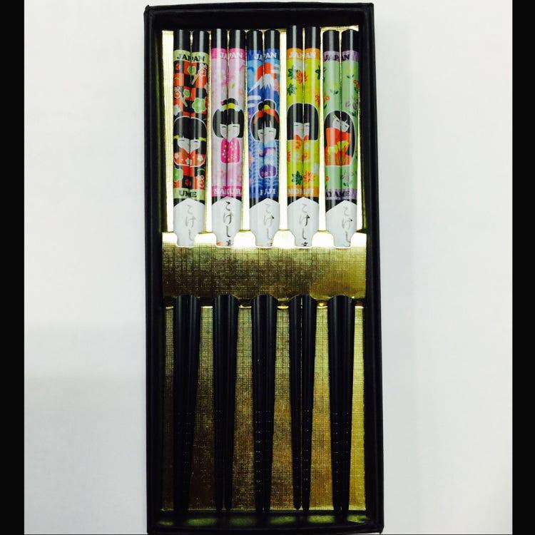 OMOTENASHI chopsticks
