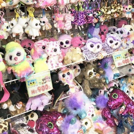 harajuku souvenir_BEANIE BOOS