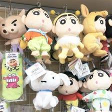 harajuku souvenir_Crayon Shin-chan