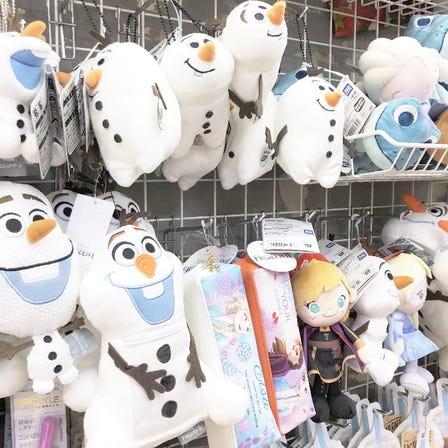 harajuku souvenir_Disney FROZEN