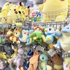 harajuku souvenir_pokemon