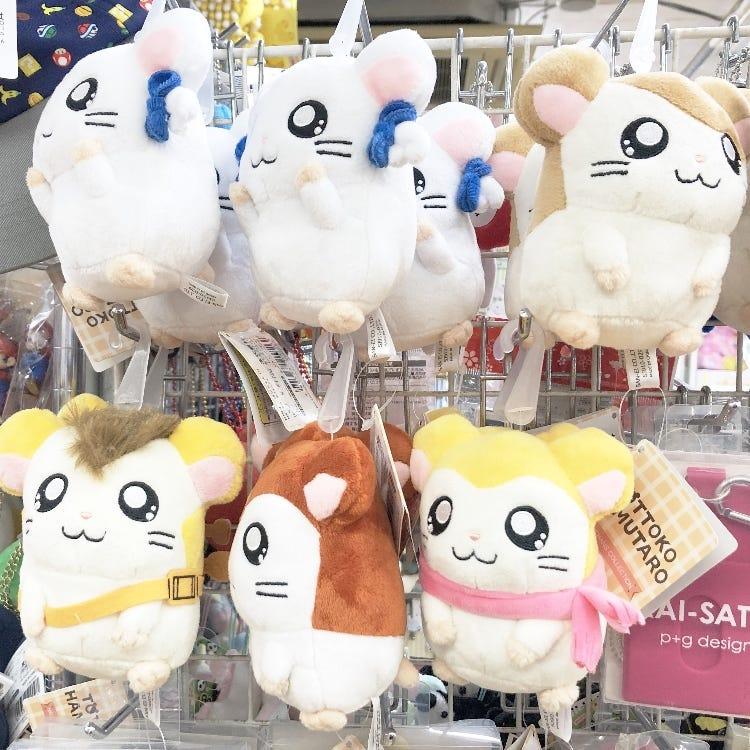 harajuku souvenir_tottoko hamutaro