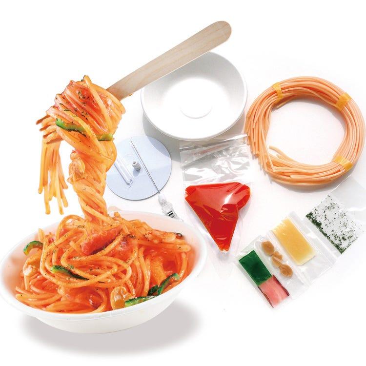 自分でつくる食品サンプルキット「さんぷるん」シリーズ