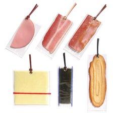 Replica Food Bookmarks