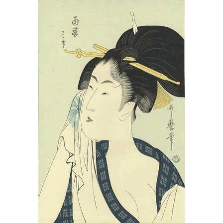 哥麿 Utamaro
