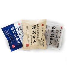 日本橋菓房 にんべん おかきシリーズ (せんべい)
